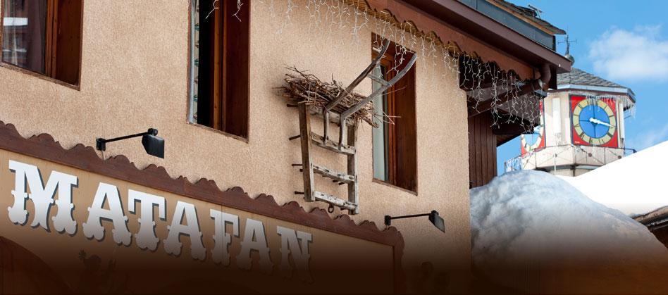 Restaurant Le Matafan - Belle Plagne